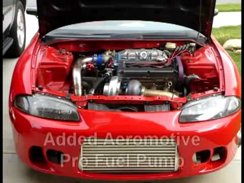 Featured Video 1000 Awhp 1997 Mitsubishi Eclipse Gsx 8 Second Car
