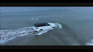 New Range Rover Sport - Taming the Tide