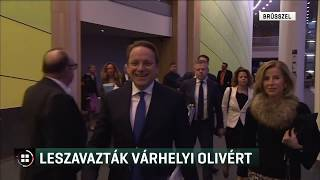 Leszavazták Várhelyi Olivért 19-11-14
