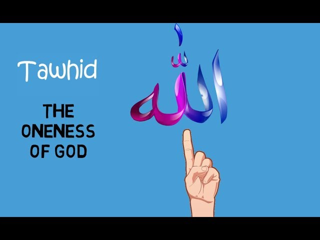 Tawhid Lesson 1 - Why inquire into Religion