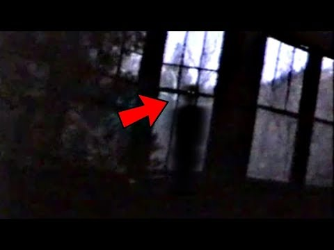 7 Creepy Ghost Videos You've Never Seen