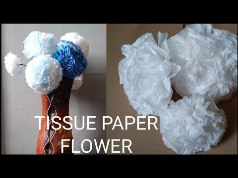 tissue-paper-flowers-|-paper-flowers-|-diy-paper-craft