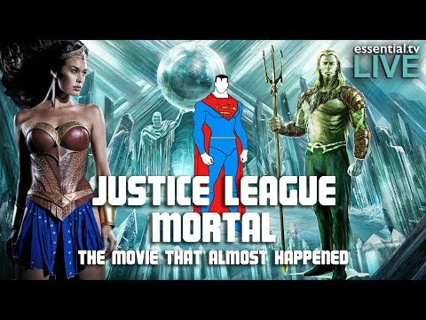 Talking Justice League: Mortal - The Movie That Almost Happened