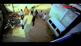 Raghavan - Kamal Hassan Giving Warning To Local Gunda - Kamal Hassan & Jyothika