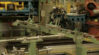Rear Tailgate Welding Line