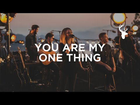 You Are My One Thing (LIVE) - Hannah McClure | We Will Not Be Shaken