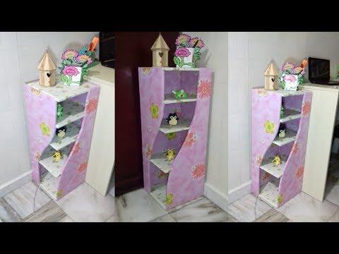 ☺❤ DIY - Aufbewahrung   Upcycling  -Möbel selber bauen - selber machen | Origami Kästen