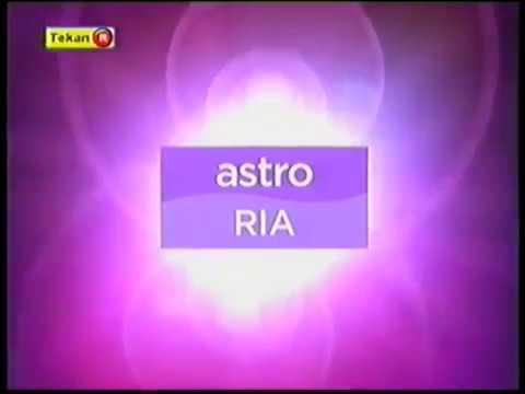 Astro Ria ident 2003-2006