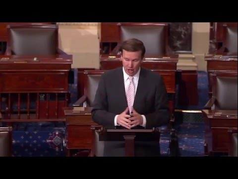 Senator Murphy Delivers Remarks on Flawed Republican AUMF Against ISIS