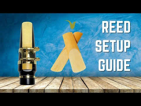 How to Put a Reed on a Saxophone Mouthpiece The Right Way!
