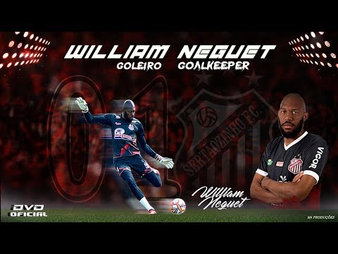 William Neguet - Goleiro - Goalkeeper