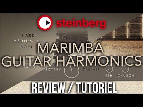 Tutoriel Review : Cinematique Instruments Marimba et Guitar Harmonics