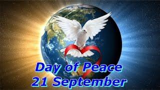Video Day Of Peace :: 21 September download MP3, 3GP, MP4, WEBM, AVI, FLV November 2017