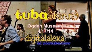 "Tuba Skinny -""Interview"" - Ogden Museum 4/17/14 - MORE at DIGITALALEXA channel"