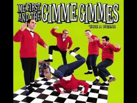 Me First and the Gimme Gimmes -Isn't she lovely