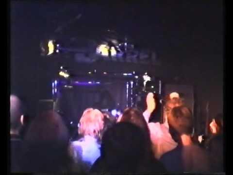 Gun Barrel - Live 12.10.2001 - Drumsolo