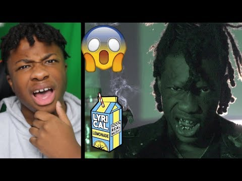 WHAT DID HE SAY? - Lil Wop - Wokstar (Dir. by @_ColeBennett_) - Reaction