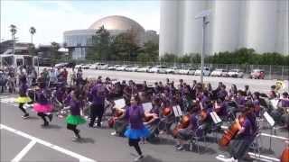 [2015-05-23][1248]管弦楽:Mandrill & Michael Masser「ALI BOM-BA-YE」<船橋市立宮本中学校管弦楽部:チャレンジングSHIRASE2015第2回>