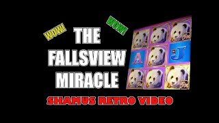 Handpay!  Far East Fortunes II - The Fallsview Miracle - Astounding Hit!