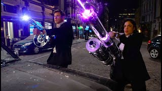'Men in Black: International' Official Trailer (2019) | Chris Hemsworth, Tessa Thompson