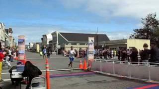 FBMR first 2 mile finisher