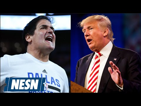 Mark Cuban Challenges Donald Trump On Twitter