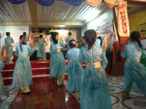 JHG Tambourine Dance Ministry (10/28/12) - YouTube