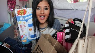 Collective Haul! Birthday, American Apparel, VS, Sephora & more! // Jasmine Sky Thumbnail