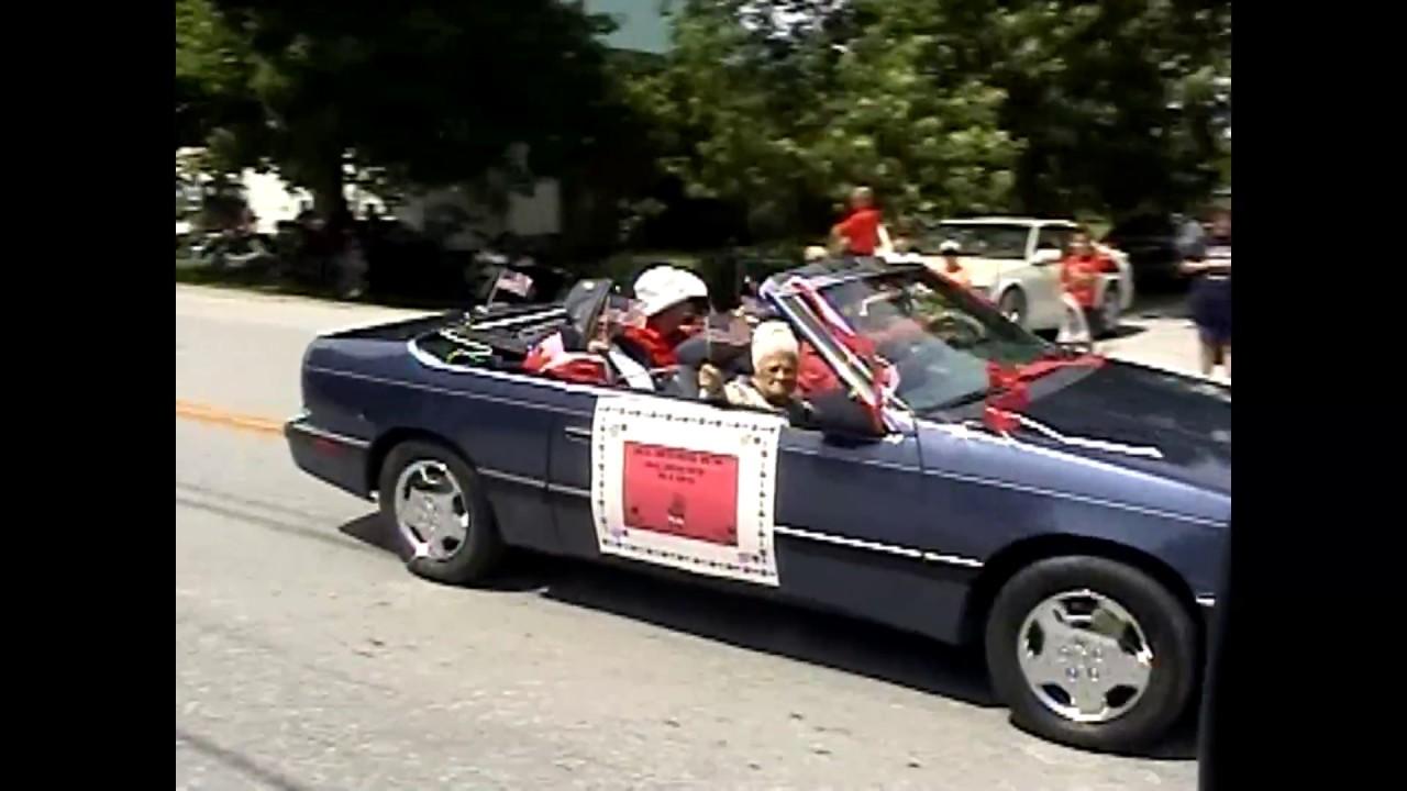 Alburg Parade  7-4-07