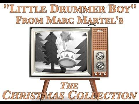 Marc Martel - Little Drummer Boy (Official Music Video)