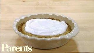 How To Make Pumpkin Chiffon Pie