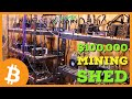 Bitcoin Cloud Mining Center - YouTube