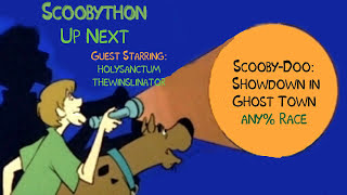Scoobython 2016 - Showdown in Ghost Town Any% By Winslinator and Holysanctum