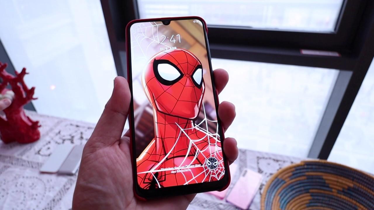 Samsung Marvel Smart Cover für Galaxy S10 und Galaxy A-Serie