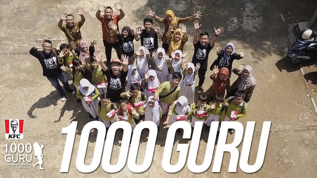 Papa Gading Inspirational Journey : Yogyakarta X KFC Indonesia Smart Center