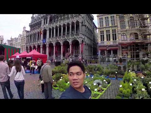 Belgium Brussels Ghent Bruges