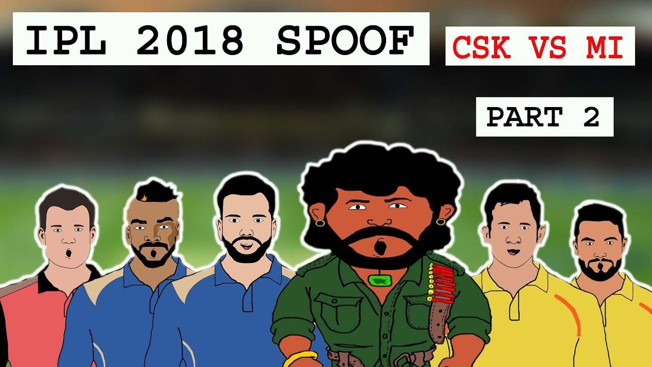 IPL 2018 | SPOOF | Episode 2 - YouTube