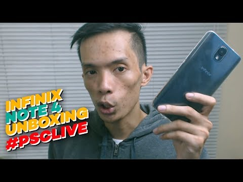 PSC LIVE RECAP: Infinix Note 4 Unboxing , Camera and Gaming check!