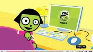 Pbs Kids Dot Printer Commercial