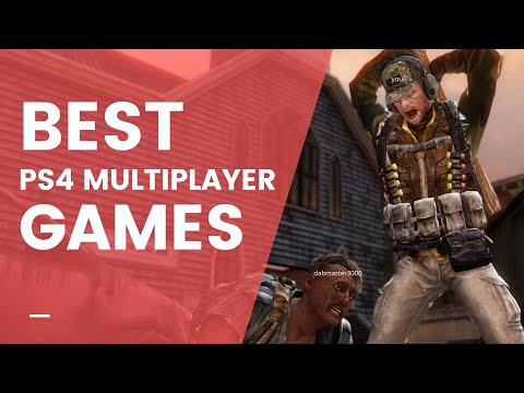 10 BEST PS4 Multiplayer Games You Should Check Out   PlayStation 4