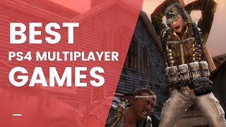 10 Best Ps4 Multiplayer Games You Should Check Out | Playstation 4