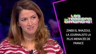 Zineb El Rhazoui, la journaliste la plus menacée de France