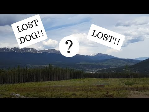 COLORADO TRIP PART 1 - LOST ON HIKE????
