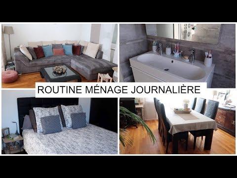 Routine Ménage Journalière....⎢Organisation Familiale