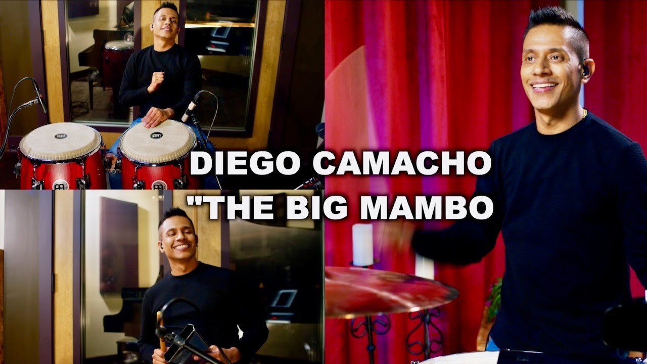 "MEINL Percussion - Diego Camacho ""The Big Mambo"""