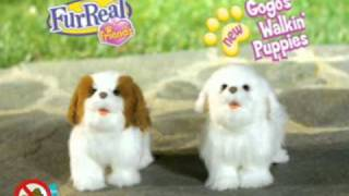 FurReal GoGo Playful Pups Commercial