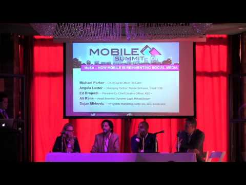 MoSo -- How Mobile is Reinventing Social Media  - Mobile Media Summit 2012 - NY During AD Week