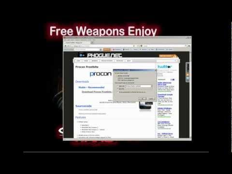 Procon BF3 Admin - YouTube