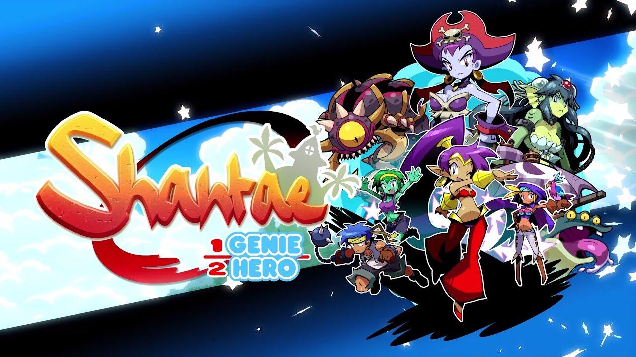 Shantae: Half-Genie Hero Official Launch Trailer - YouTube