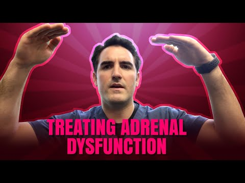 Treating Adrenal Dysfunction is Vital to Your Health